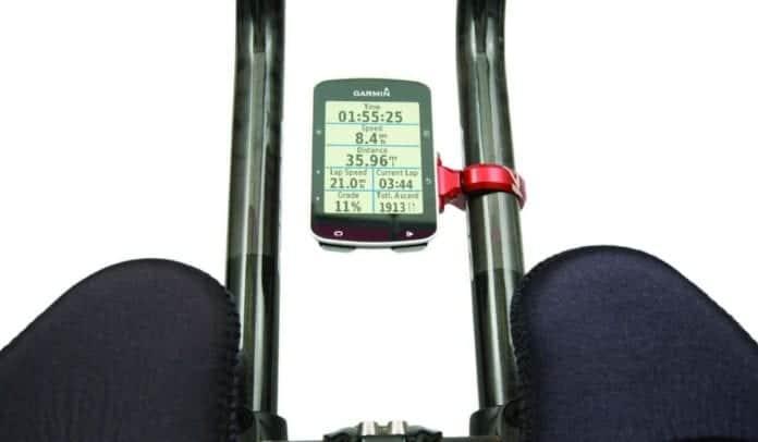 ciclocomputadora triatlón