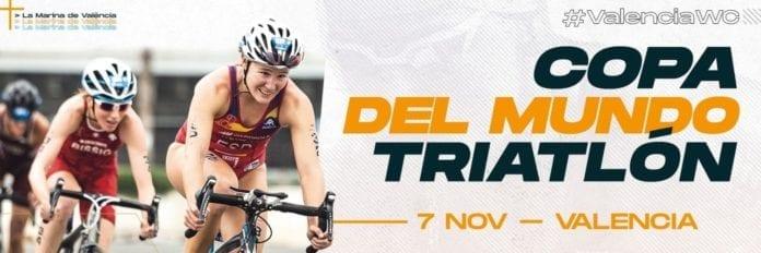 Copa del Mundo triatlón Valencia