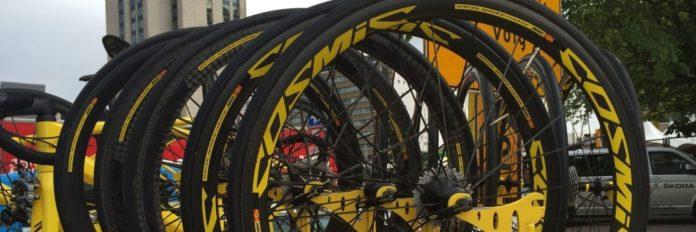 Los mejores ruedas de carbono para carretera