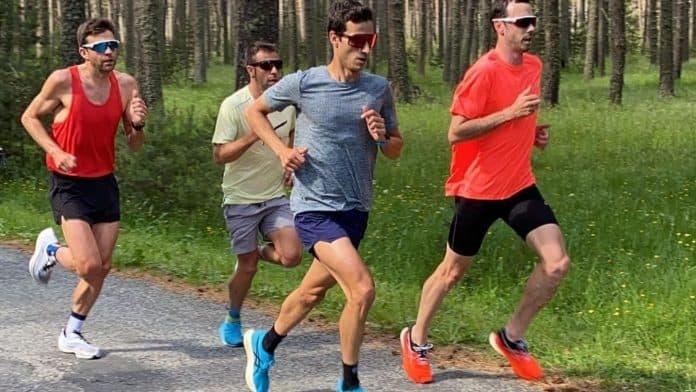 correr rápido triatlon