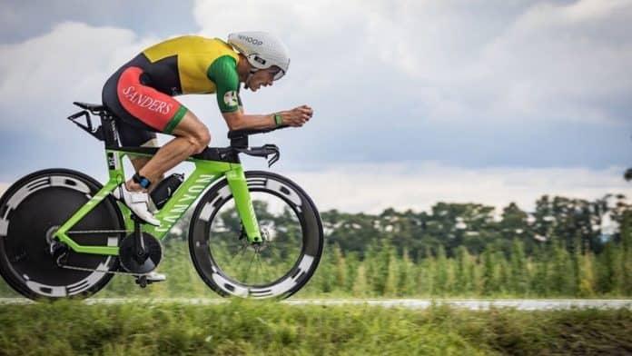 lionel sanders ciclismo
